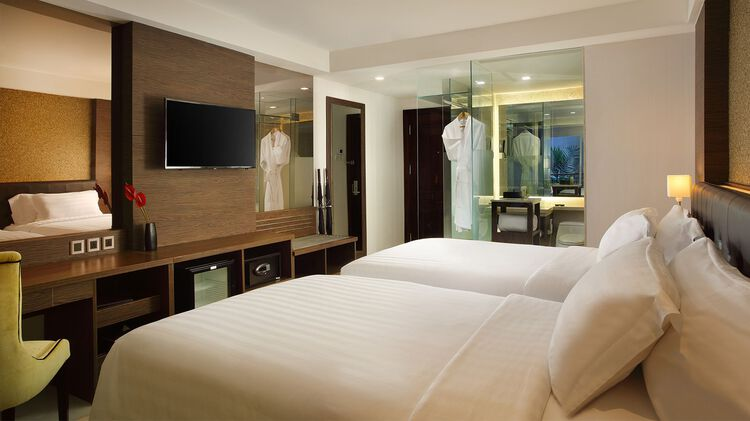 Sthala Standard Twin Room
