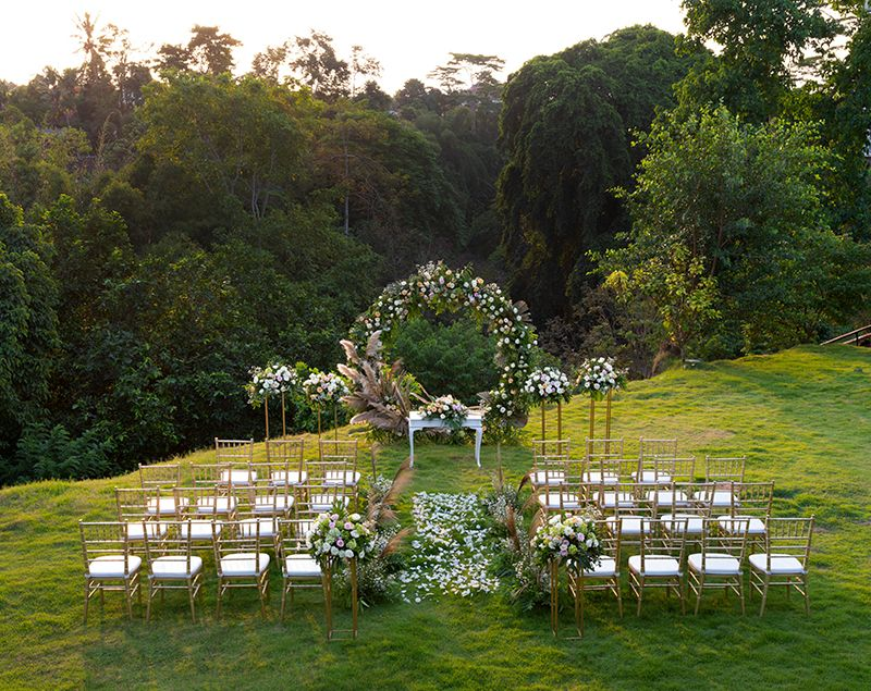 Abing Terraces Wedding Venue